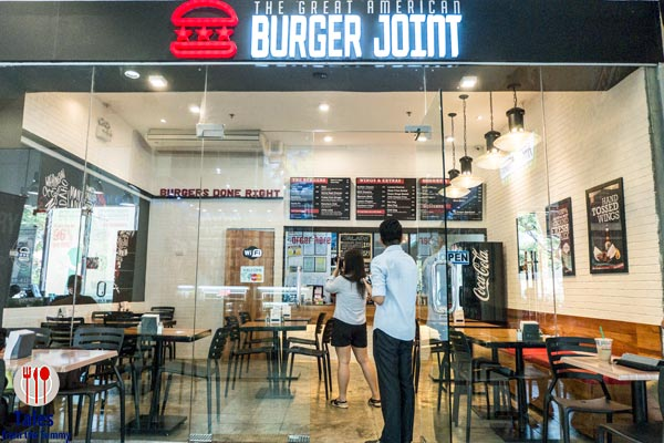 The Burger Joint SM Pasig