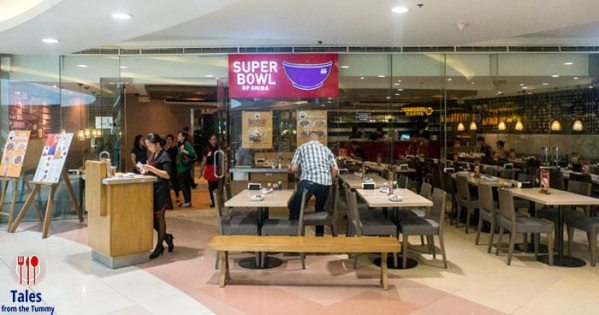 New Look and Dishes at Super Bowl of China