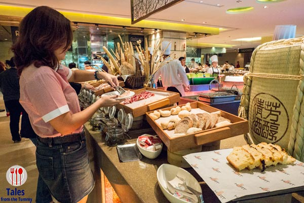 Heat Edsa Shang Cheese and Charcuterie