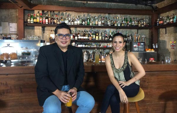 lets eat hosts Spanky Enriquez Stephanie Zubiri Crespi