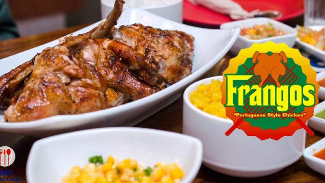 Frangos Portuguese Style Chicken in Makati