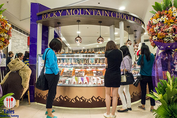 Rocky Mountain Chocolate Factory UP Town 01