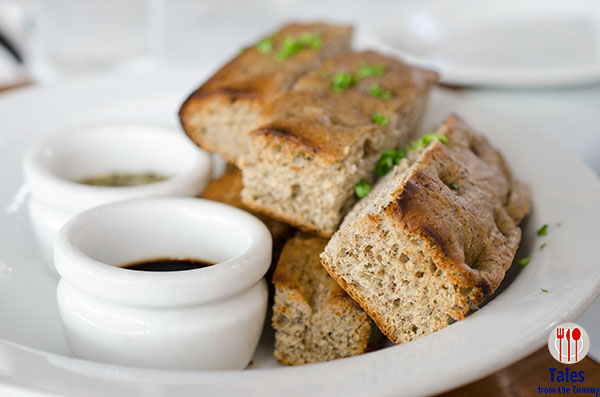 Black Olive Capitol Commons House Bread