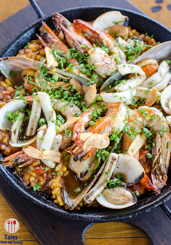 Black Olive Capitol Commons Paella