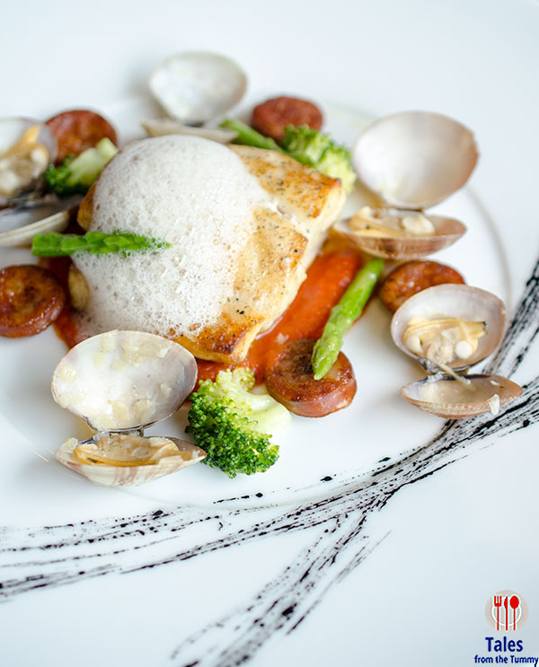 Sustainable Seafood Week Makati Shang Josper Grill White Snapper