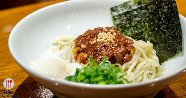 Dipping Time with Ippudo's Tsukemen