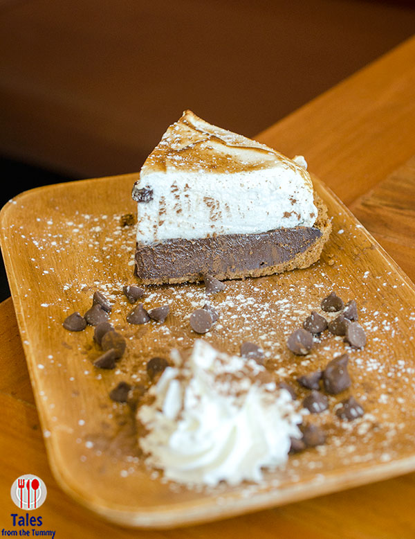 Pi Breakfast and Pies Grove Smores Pie