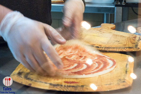 Project Pie Make Your Own Pizza