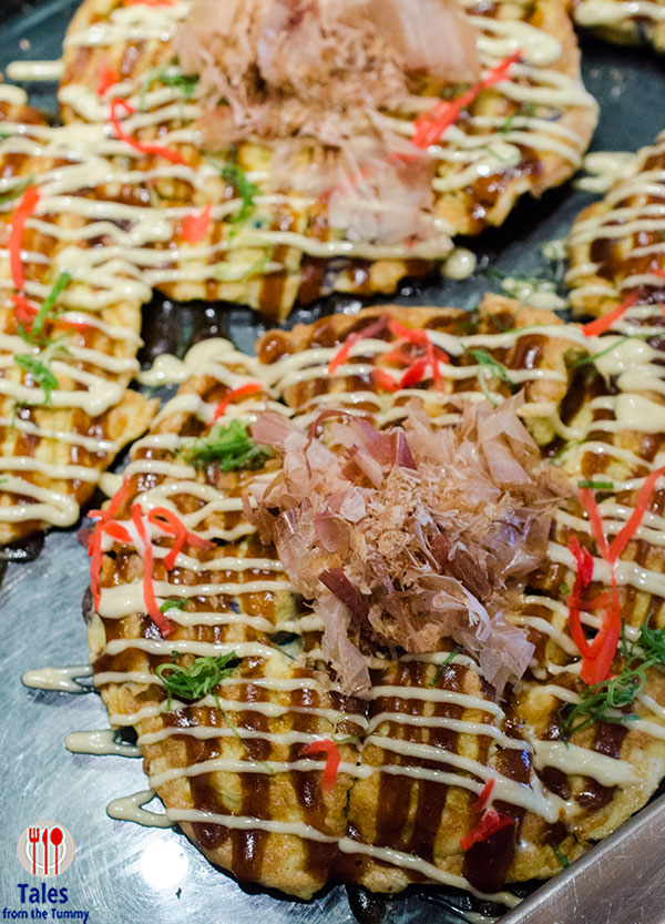 Nobu Manila Sunday Brunch Okonomiyaki