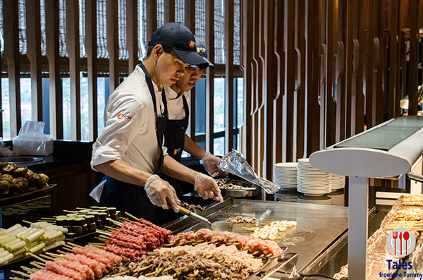 Nobu Manila Sunday Brunch Yakitori 01