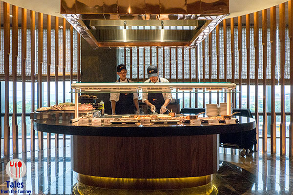Nobu Manila Sunday Brunch Yakitori