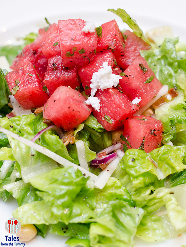 Taza Fresh Table Watermelon Salad