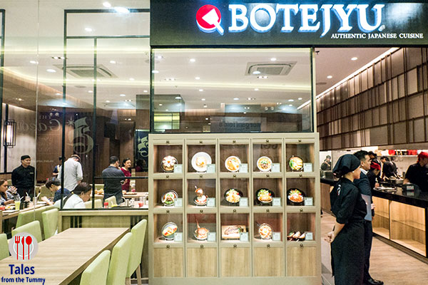 Botejyu Manila SM Mall of Asia