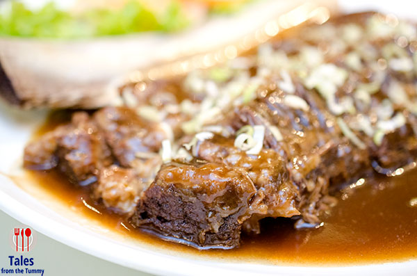 Xiu Greenhills Stewed US Beef Short Ribs