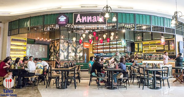 Annam Noodle Bar Opens in Resorts World Manila