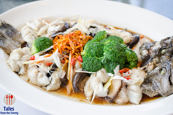 New Dishes at Lung Hin by Chef Terry