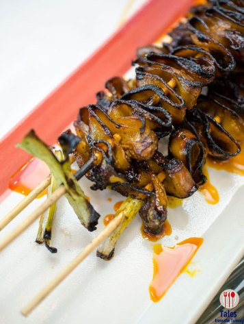 Beef Isaw