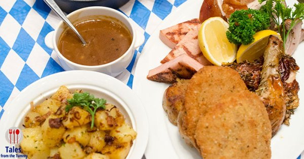 Celebrate Oktoberfest 2018 at Solaire