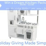 Win a Vintage Dream Kitchen Package