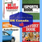 Last Minute Gift Ideas for Him from DK Canada