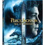 Percy Jackson: Sea of Monsters Blueray #PercyHeroes