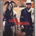 THE LONE RANGER  Available on Blu-ray Combo Pack December 17th