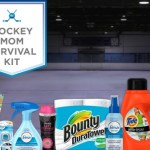 Celebrating hockey moms with The House that Mom Built Giveaway