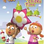 Tickety Toc: Spring Chicks Time DVD Giveaway US/CAN