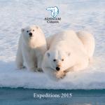 Adventure Canada Unveils 2015 Expedition Catalogue