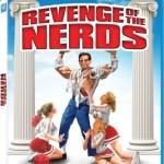 Revenge of the Nerds on Blu-ray