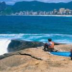 Life's a beach in Rio
