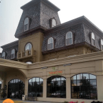 Courtyard Waterloo St. Jacobs A great location for shoppers! #ExploreWR