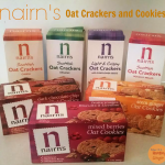 Nairn's Oat Crackers & Cookies Review & Giveaway