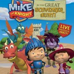 Mike the Knight in the Great Scavenger Hunt Presale Code & Ticket info #LdnOnt