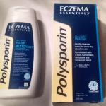 Eczema Relief with Polysporin Daily Body Wash #EczemaAndMe #shop