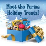 #PurinaHolidayWM Purina Treat Catch Game & Contest alert #Ad #Walmart