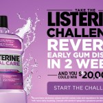 I am taking the 2015 LISTERINE® Challenge!