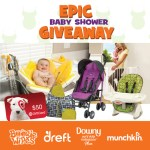 Epic Baby Shower Giveaway US/CAN