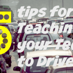 5 tips for Teaching your Teen to Drive