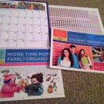 Family Organizers & Calendars to help your family Schedule for 2016 (Giveaway)