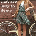 4 Fall Trends that are Easy to Mimic