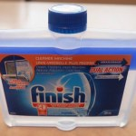 Clean your dishwasher with Finish® Dishwasher Cleaner #EasyCleanwithFINISH