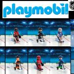 PLAYMOBIL NHL Hockey toys