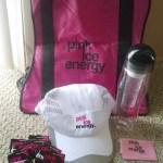 Energize with Pink Ice Energy @PinkIceEnergy