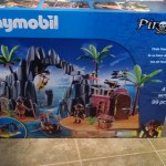 Discover a Pirate World with Hidden Treasure with PLAYMOBIL (Giveaway)