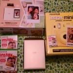 More Fujifilm Fun with Instax Share SP-2 Printer & Monochrome film #MyInstax Giveaway