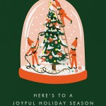 There is Still Time to Send Holiday cards with Paperless Post (Giveaway)