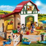 Give PLAYMOBIL under the tree