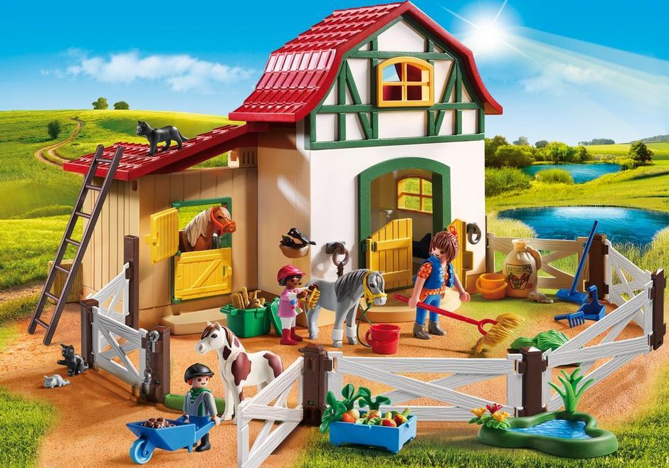 pony-farm