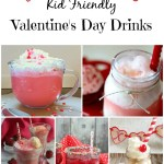 15 Kid-Friendly Valentine's Day Drinks your Children can Make Themselves